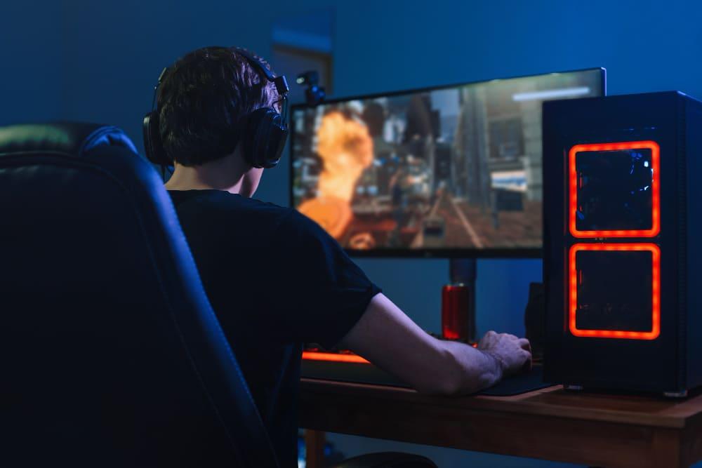 créer un pc gaming