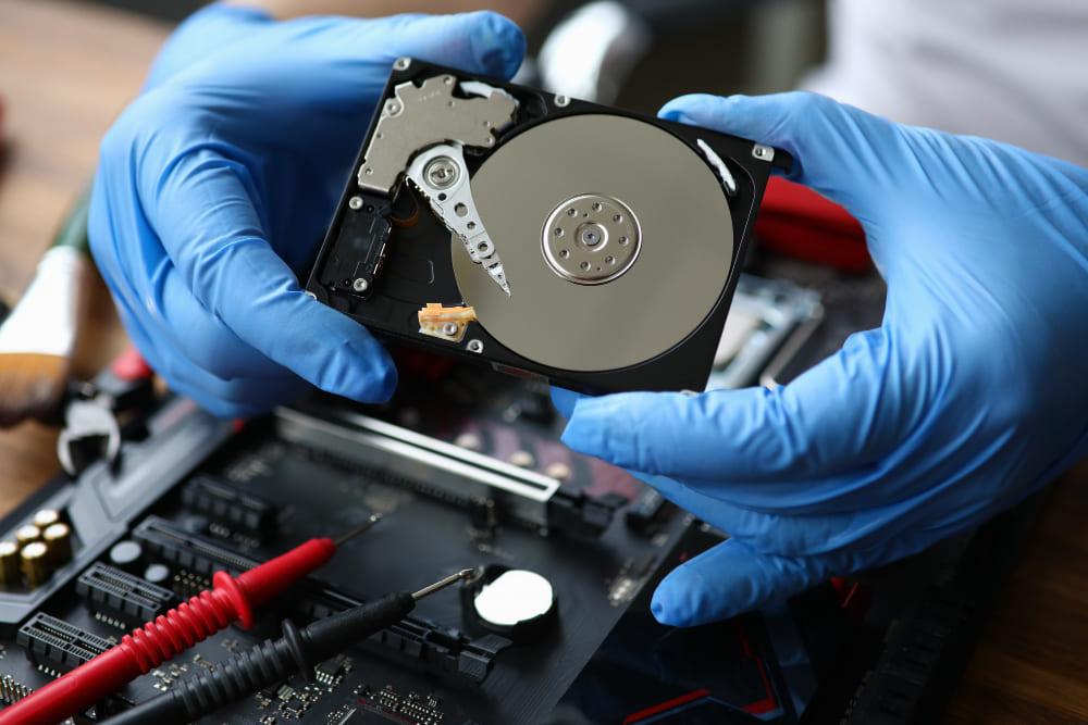 Changer les composants d'un ordinateur
