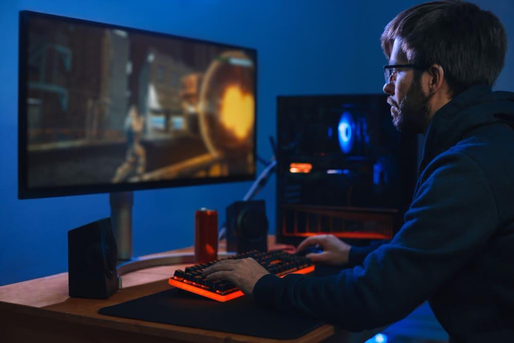 ordinateur pour jouer
