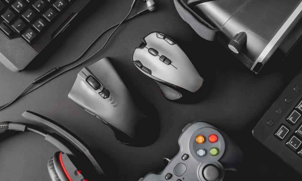 Une souris pour gamer