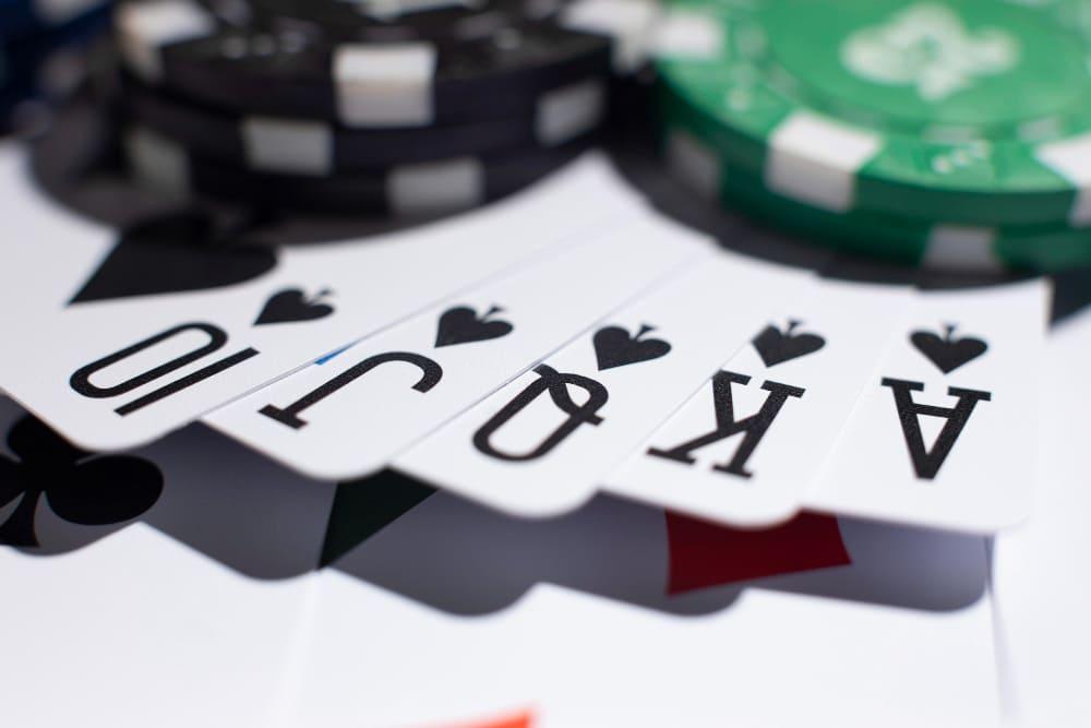 des cartes pour jouer au casino